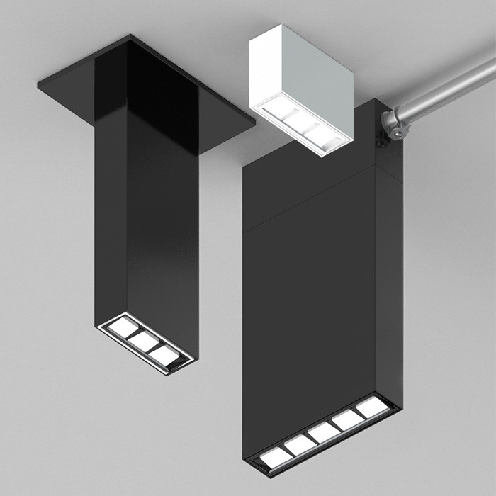 Cluster Surface<br/>Wall Wash Linear