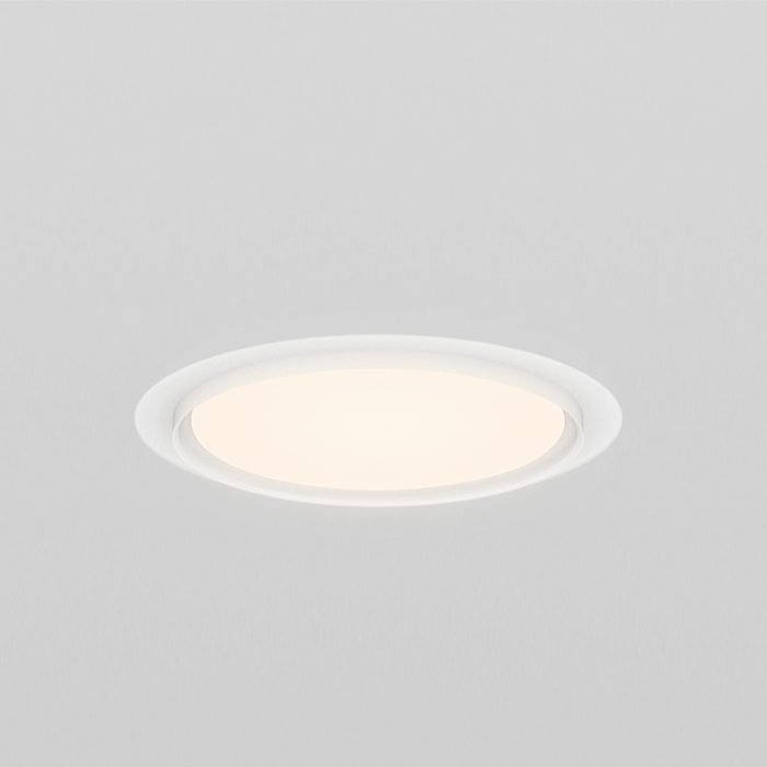 Shell Round 12 Recessed 0.5