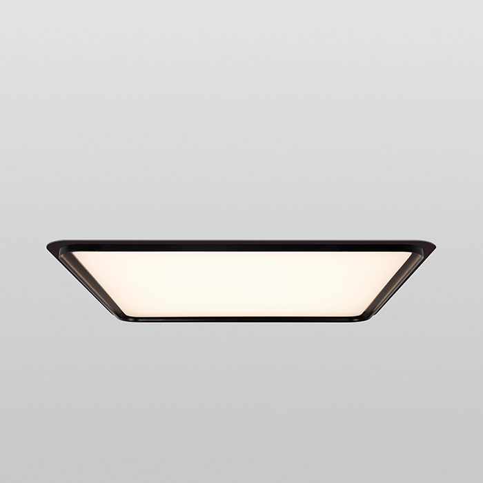 Shell Square Recessed 0.5