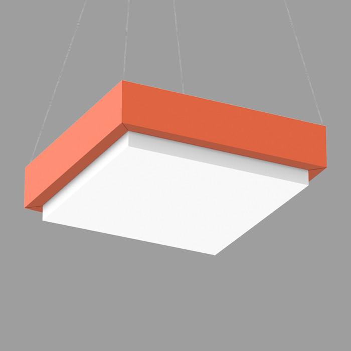 Pop Color square 22 pendant direct 2D
