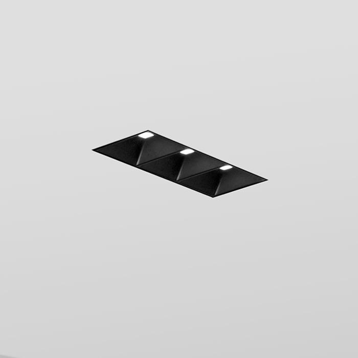 Ubik Cube 3 Cells Recessed